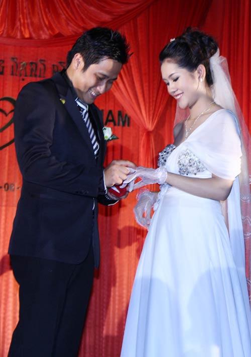 Ngắm ảnh cưới của diễn viên Minh Tiệp - 8
