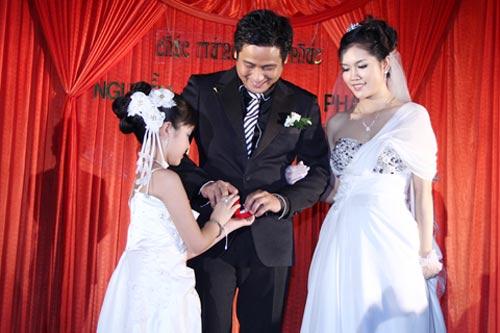 Ngắm ảnh cưới của diễn viên Minh Tiệp - 9