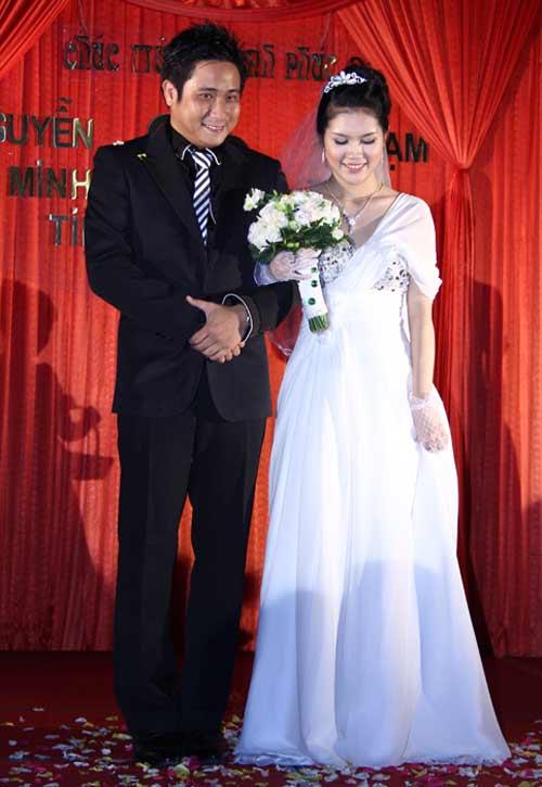 Ngắm ảnh cưới của diễn viên Minh Tiệp - 6