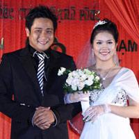 Ngắm ảnh cưới của diễn viên Minh Tiệp