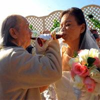 Cụ ông 81 lấy vợ kém tuổi cháu mình