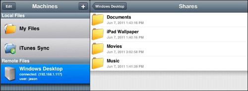 Đồng bộ dữ liệu giữa máy tính và iPhone không cần kết nối dây và iTunes - 1