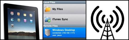 Đồng bộ dữ liệu giữa máy tính và iPhone không cần kết nối dây và iTunes - 2