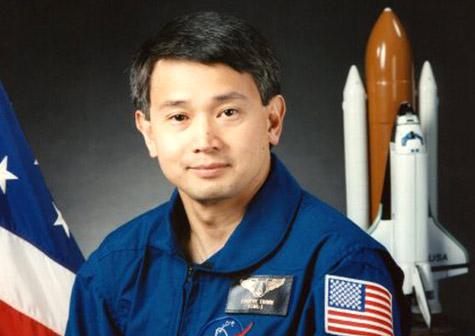 Người Việt Nam thứ hai bay vào vũ trụ - 1