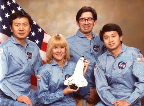 Người Việt Nam thứ hai bay vào vũ trụ - 3