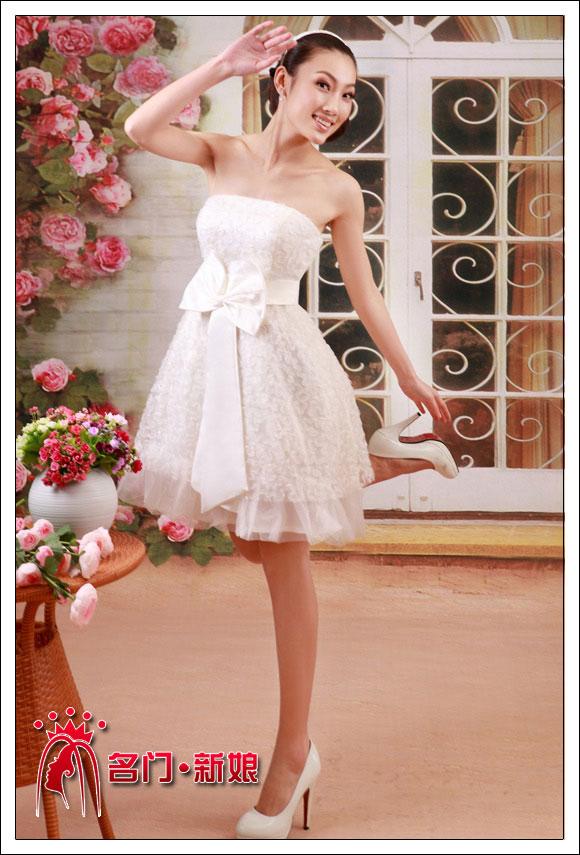 Sắm váy cưới Hàn Quốc giá bình dân - 3