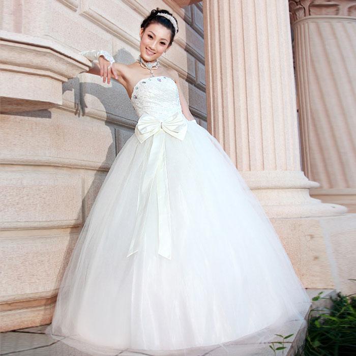 Sắm váy cưới Hàn Quốc giá bình dân - 7
