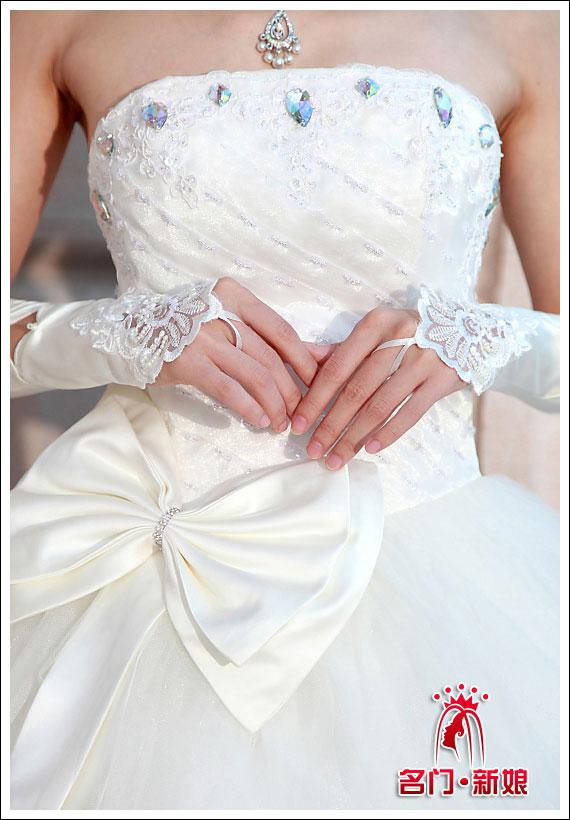 Sắm váy cưới Hàn Quốc giá bình dân - 8