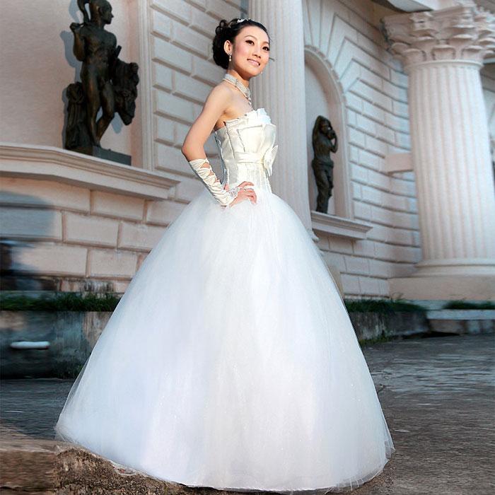 Sắm váy cưới Hàn Quốc giá bình dân - 11