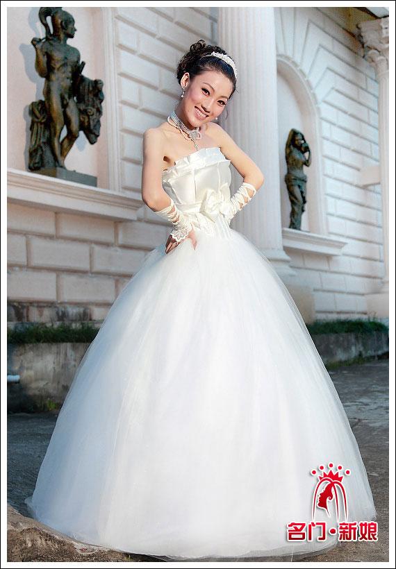 Sắm váy cưới Hàn Quốc giá bình dân - 12