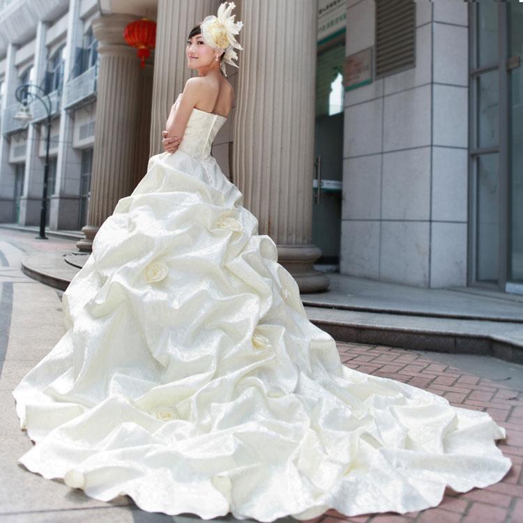 Sắm váy cưới Hàn Quốc giá bình dân - 15