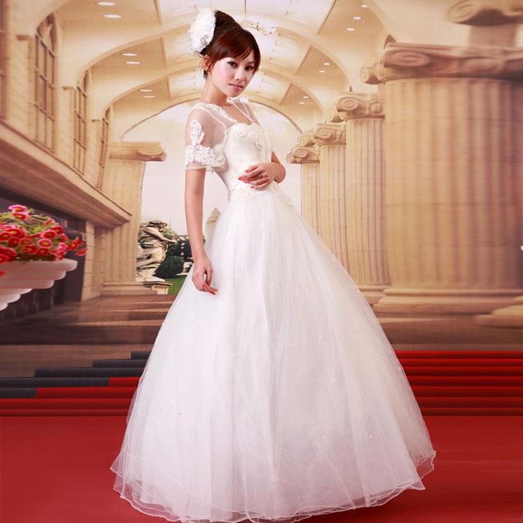 Sắm váy cưới Hàn Quốc giá bình dân - 19