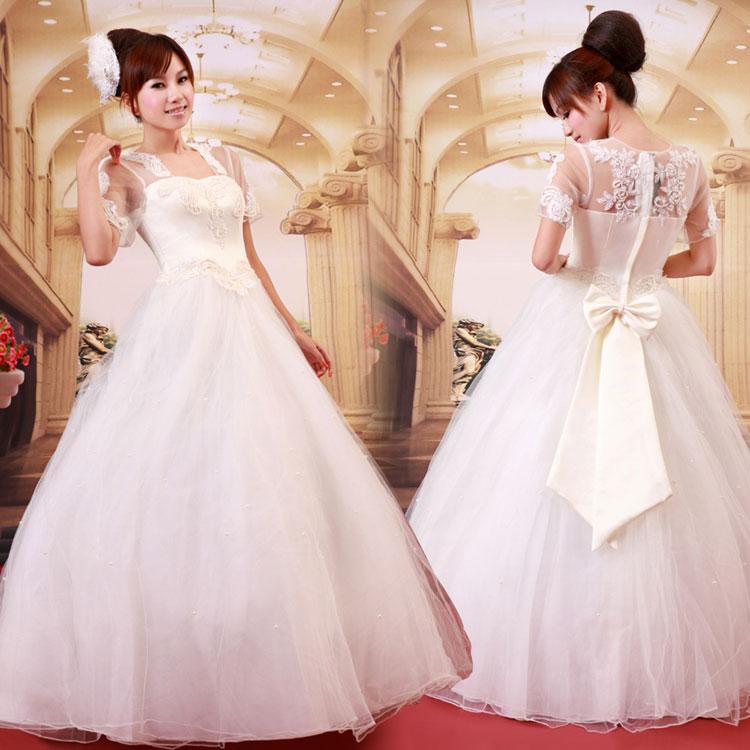 Sắm váy cưới Hàn Quốc giá bình dân - 18