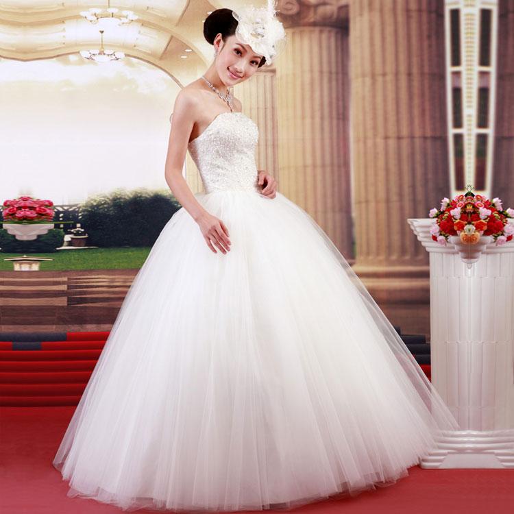 Sắm váy cưới Hàn Quốc giá bình dân - 6