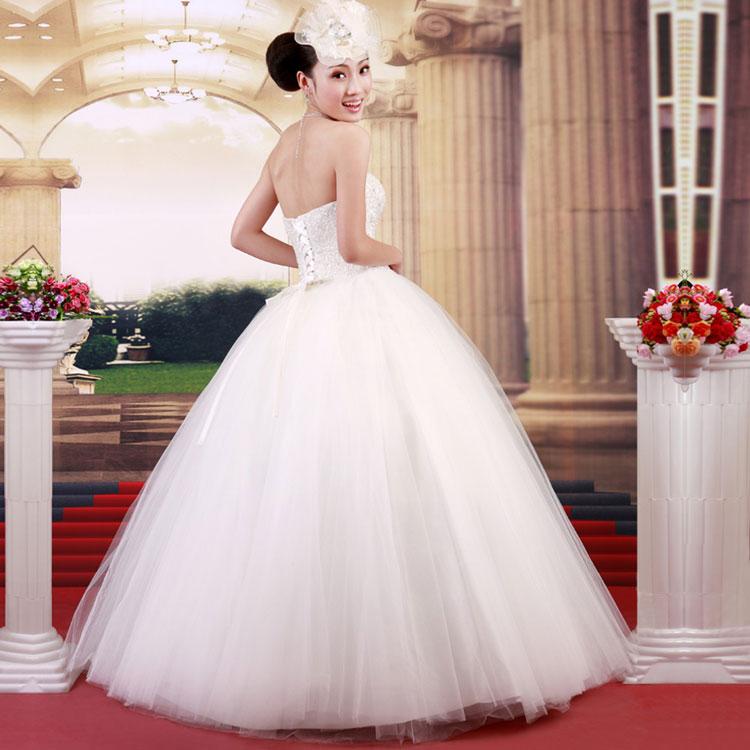 Sắm váy cưới Hàn Quốc giá bình dân - 5