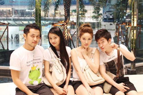 Ngắm Bảo Thy du hí tại Thái Lan - 17