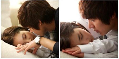 """Những nụ hôn """"đốt cháy"""" màn ảnh Hàn - 2"""