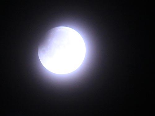 """Chiêm ngưỡng """"Mặt trăng máu"""" ở VN - 1"""