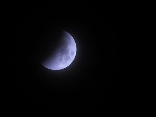 """Chiêm ngưỡng """"Mặt trăng máu"""" ở VN - 2"""