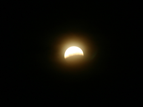 """Chiêm ngưỡng """"Mặt trăng máu"""" ở VN - 5"""