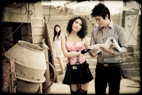 """Phi Thanh Vân ... """"cướp tình"""" trong game online mới - 2"""