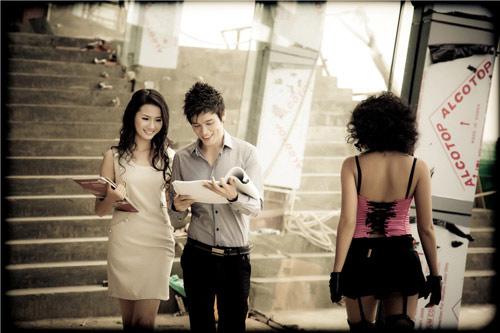 """Phi Thanh Vân ... """"cướp tình"""" trong game online mới - 3"""