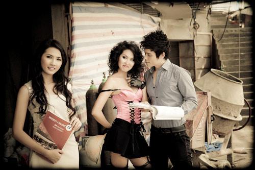 """Phi Thanh Vân ... """"cướp tình"""" trong game online mới - 8"""