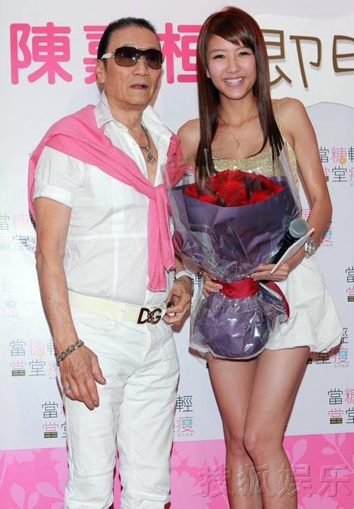 Trương Bá Chi bị mẹ chồng theo dõi - 11