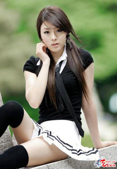 Những nữ sinh đẹp nhất xứ Hàn - 1
