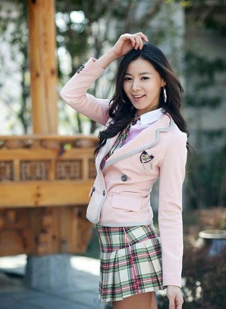 Những nữ sinh đẹp nhất xứ Hàn - 3