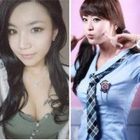 Những nữ sinh đẹp nhất xứ Hàn