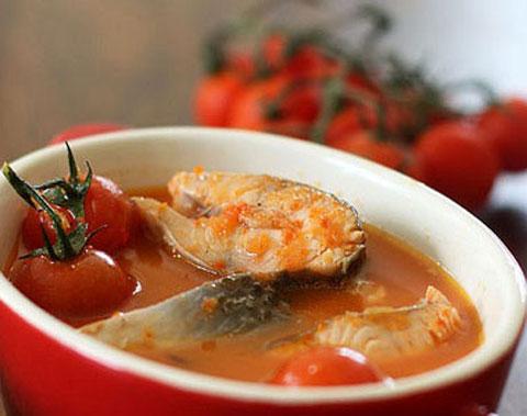 Canh cá chua cay cho bữa tối ấm áp - 3