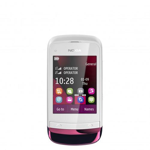 Nokia C2-03 – Dế cảm ứng, hai SIM giá rẻ - 2