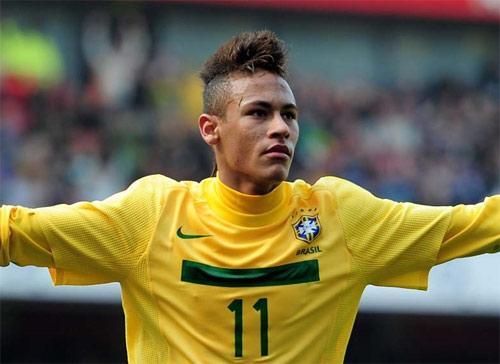"""Neymar """"ăn đứt"""" CR7 - 1"""
