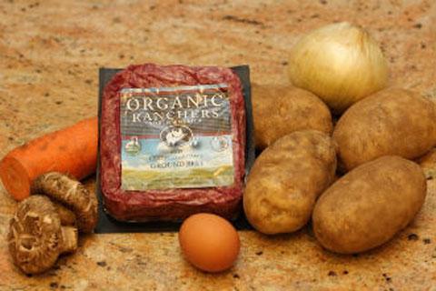 Giòn rụm khoai tây nhân thịt chiên xù - 1