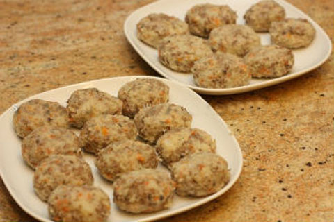 Giòn rụm khoai tây nhân thịt chiên xù - 13