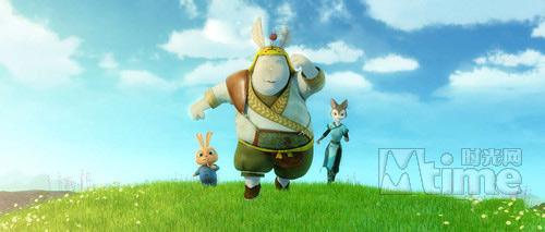 Video phim: Chú thỏ dũng cảm - 1