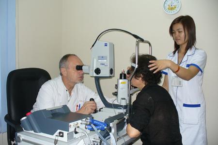 Nơi điều trị tin cậy bệnh bong võng mạc tiểu đường - 4