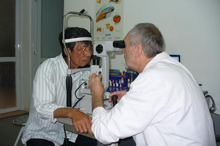 Nơi điều trị tin cậy bệnh bong võng mạc tiểu đường - 2