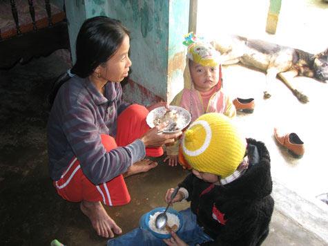 """Làng """"nước chảy ngược"""" ở Thừa Thiên Huế - 1"""