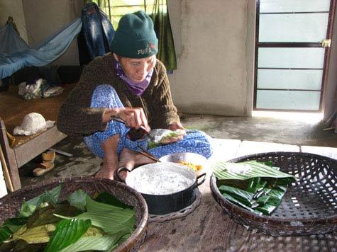 """Làng """"nước chảy ngược"""" ở Thừa Thiên Huế - 2"""