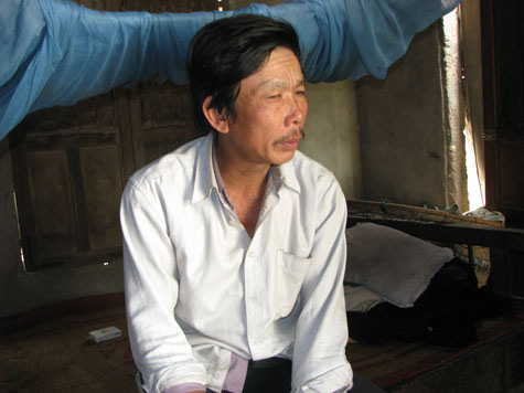 """Làng """"nước chảy ngược"""" ở Thừa Thiên Huế - 3"""
