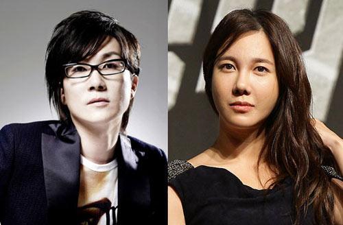 Lee Ji Ah quyết đưa chồng cũ ra tòa - 1