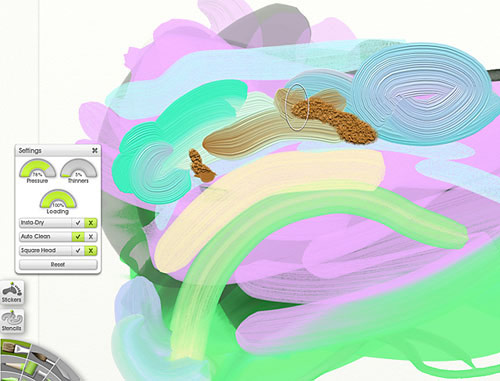 """Phần mềm mô phỏng vẽ tranh """"thật như cuộc sống"""" - 8"""