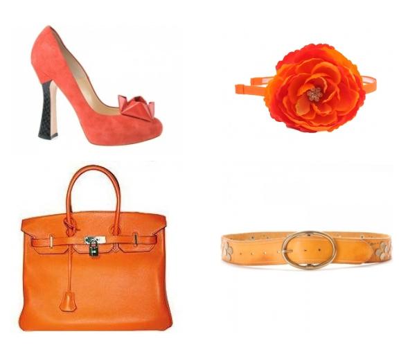 Mặc màu cam thế nào cho đẹp? - 7