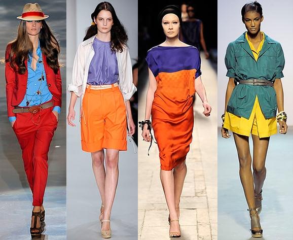 Mặc màu cam thế nào cho đẹp? - 2