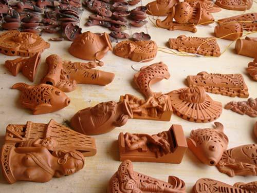 Làng gốm cổ Bát Tràng xưa và nay - 1