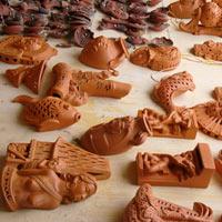 Làng gốm cổ Bát Tràng xưa và nay