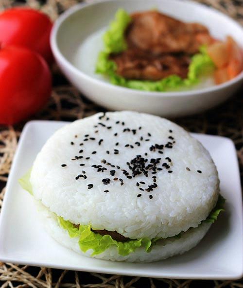 Hamburger thuần Việt 7