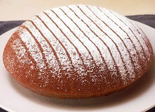 Nướng bánh socola không cần lò - 6
